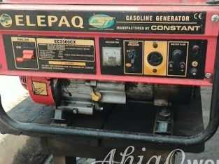 We fix all kinds of generators