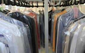 For fast and efficient drycleaning services