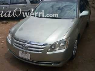 Clean Toyota Avalon Ship For Sale