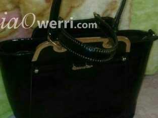 Beautiful black bag for just #3k